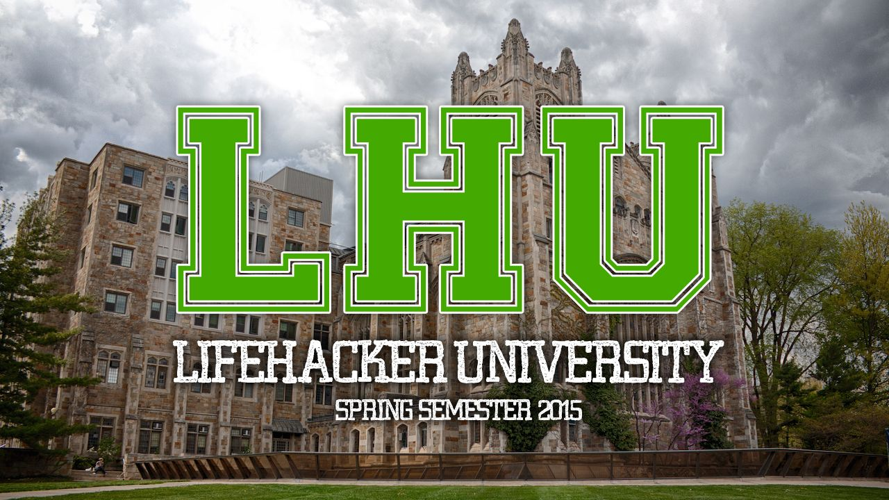 Lifehacker has compiled a list of sites that you can use to teach yourself everything from computer science to Buddhist meditation. Use these classes to make you better prepared for your current class, and for future classes at t he US Naval Academy.