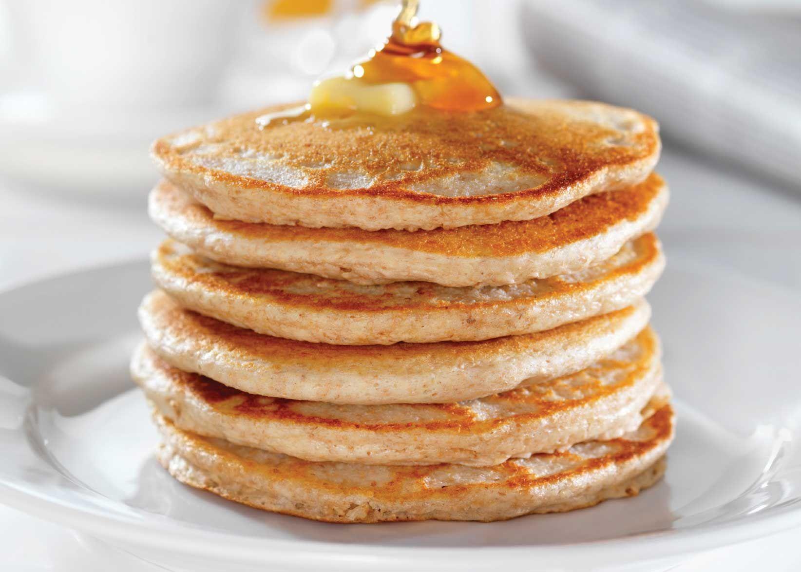 Ecco la ricetta base da utilizzare per preparare i vostri pancake light! Più leggeri della ricetta tradizionale vi regaleranno una coccola mattutina!