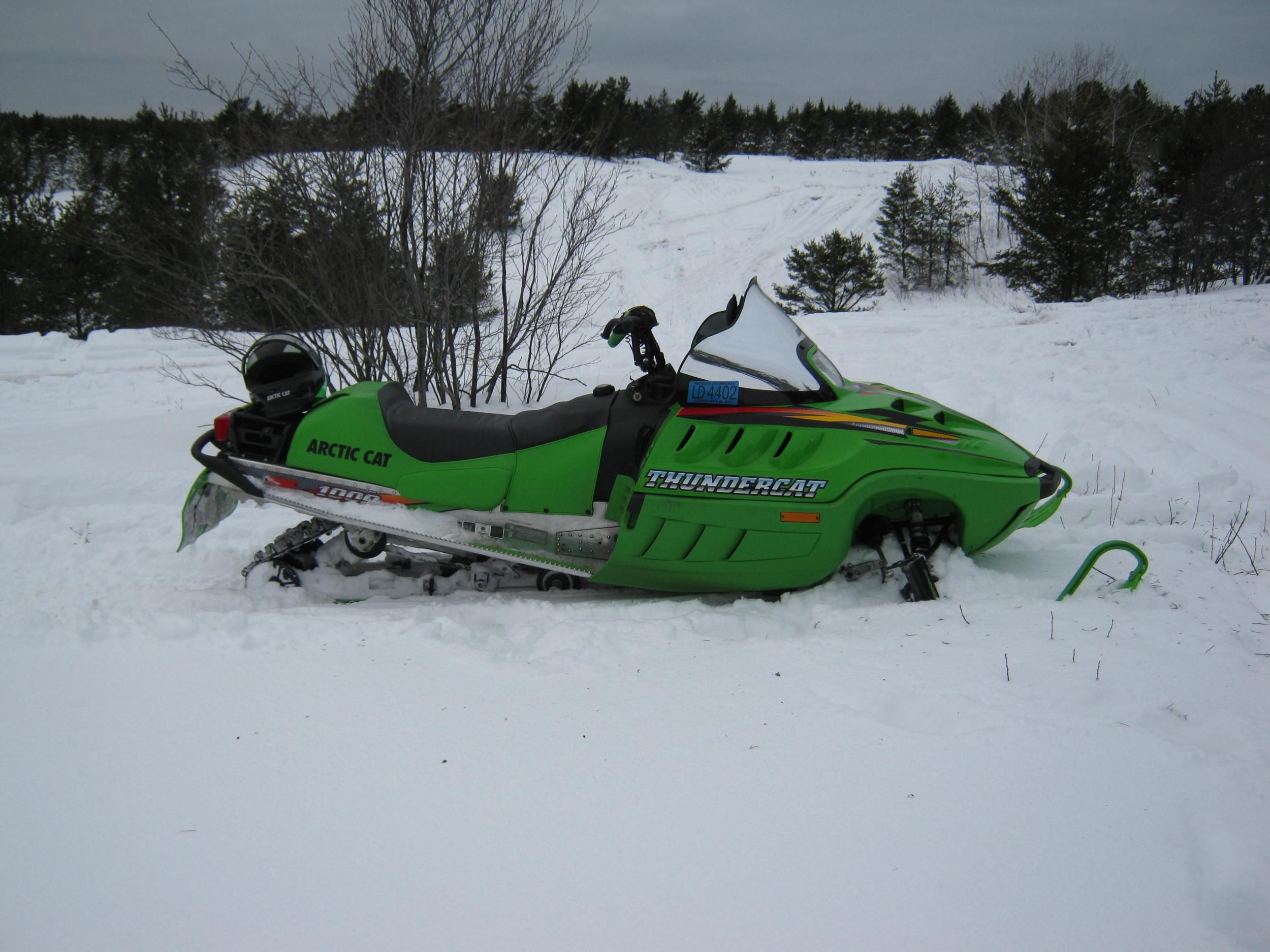 Arctic Cat Thundercat 1000still One Of The Best Sleds Out There