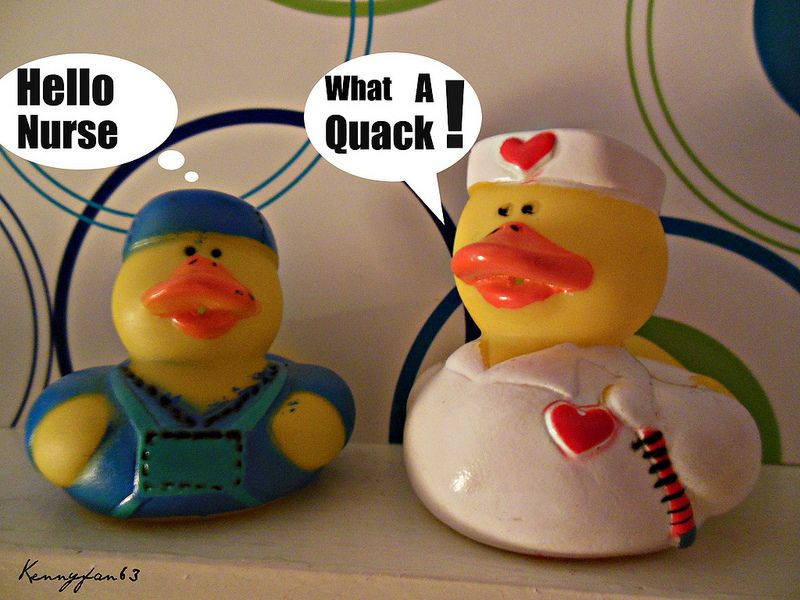Doctor & Nurse Rubber Ducks | Rubber Ducks | Pinterest | Rubber duck