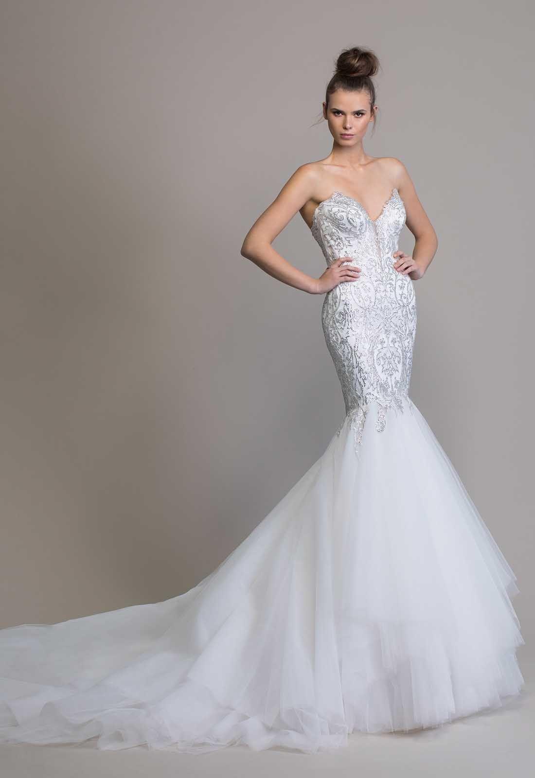 Pnina Tornai 2020 Lovebypninatornai Mermaidgown Weddinggown Weddingdress Bridalgo Pnina Tornai Wedding Dress Bling Wedding Dress Panina Wedding Dresses