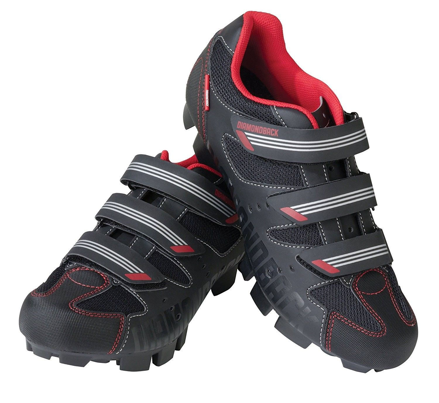 Diamondback Men S Overdrive Clipless Mountain Cycling Shoe