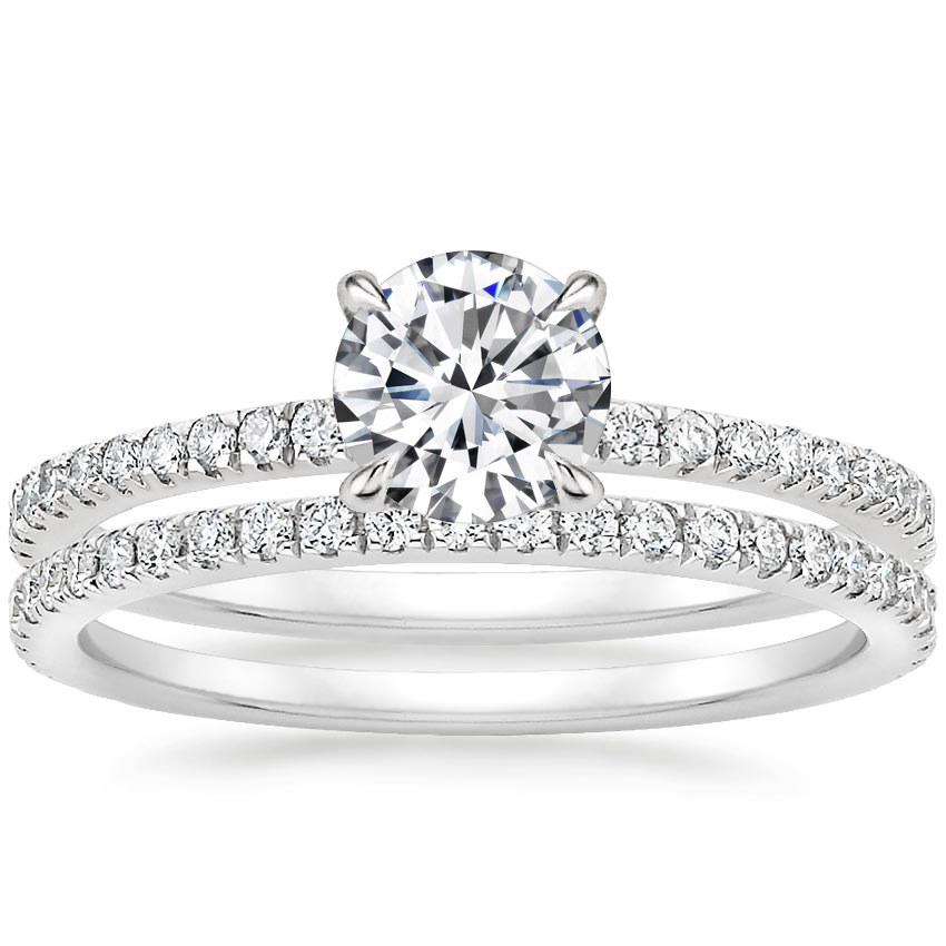 Platinum Luxe Viviana Diamond Ring (1/3 ct. tw.)