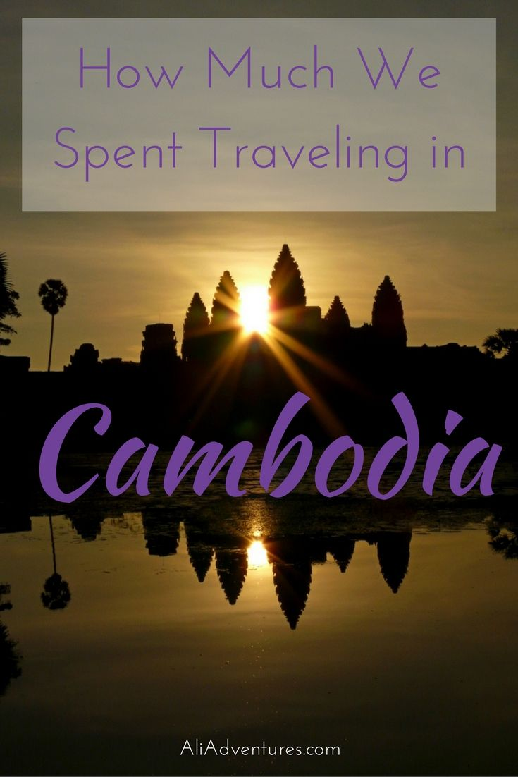 Cambodia is one of the cheapest countries in Southeast Asia and packed with history. Here's a look at how much we spent traveling in Cambodia for two weeks.