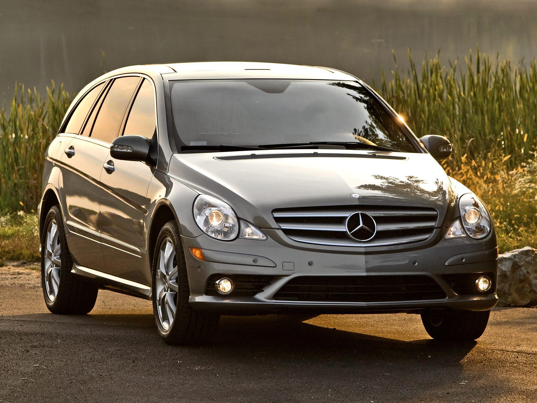 2010 MercedesBenz RClass Price, Photos, Reviews