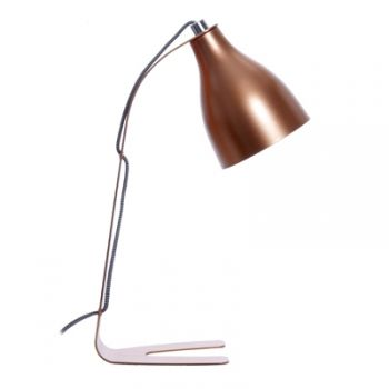 Barefoot Copper Table Lamp Lamp Table Lamp Copper Table Lamp