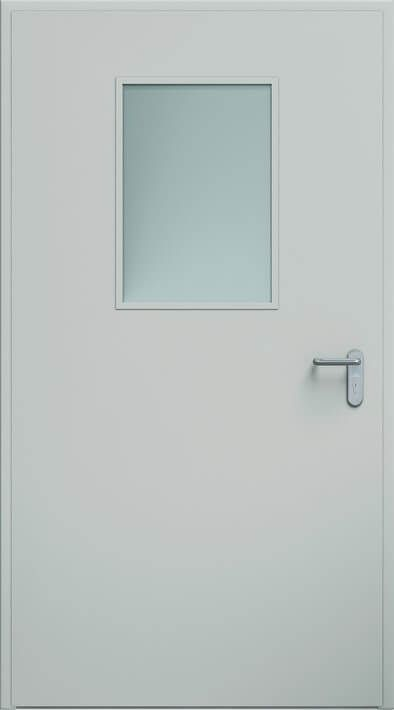 WIŚNIOWSKI – Steel mantle doors