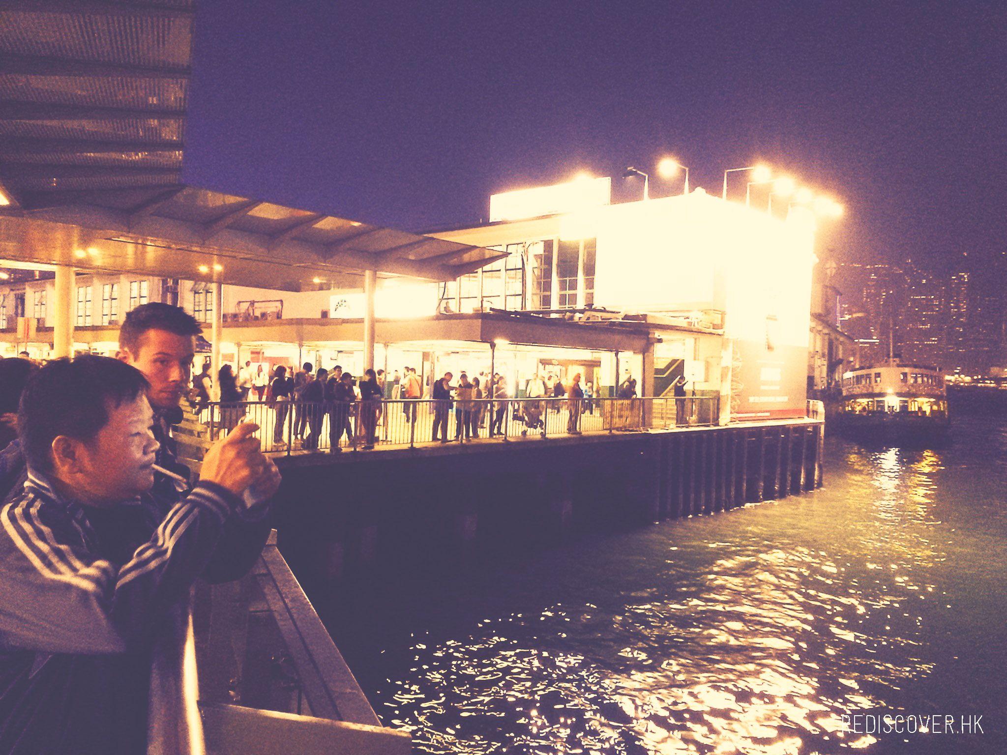 Star Ferry Bus Stop 尖沙咀碼頭巴士站 http://rediscover.hk/1540/tsim-sha-tsui/ #TsimShaTsui #StarFerry