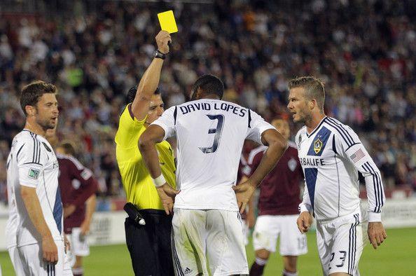 David Beckham Photos Photos Los Angeles Galaxy V Colorado Rapids