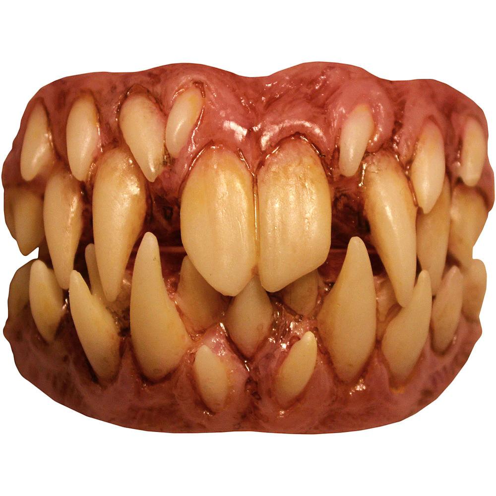 Teeth Shark Mouth Clipart Stiker Kartun Inspirasi