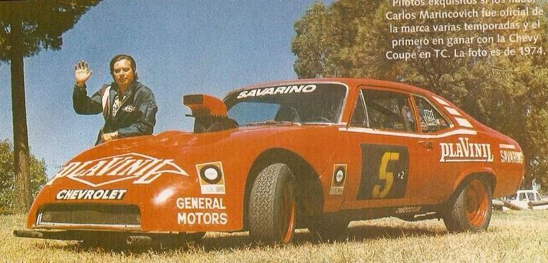 Carlos Marincovich  1974