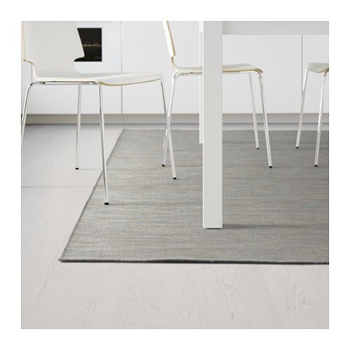 Hodde Rug, Flatwoven, Indoor/outdoor Blue, Beige Indoor/outdoor ... Beige Wei Ikea