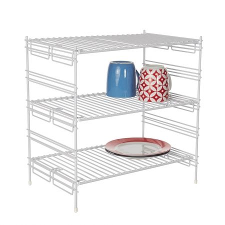Large Upper Cupboard Shelf Helpers Cupboard Shelves Pantry Organisation Shelving