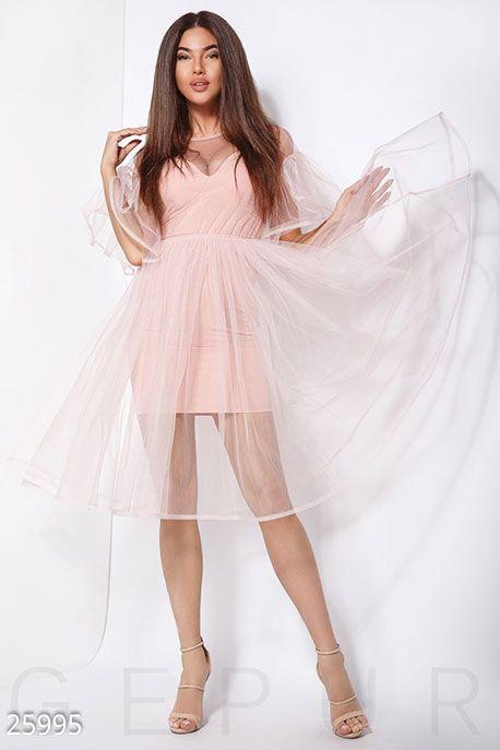 Gepur | Воздушное праздничное платье арт. 25697 Цена от ...