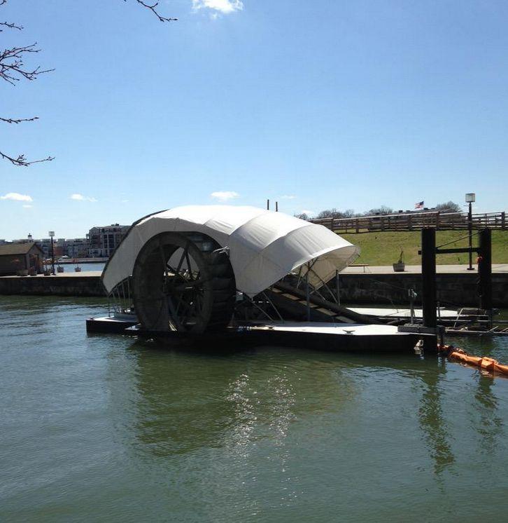 Baltimore el mejor invento para limpiar los oc anos de for Mejor pegamento para plastico