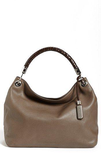 1dd1983a7c7787 Michael Kors 'Skorpios - Large' Leather Shoulder Bag available at #Nordstrom