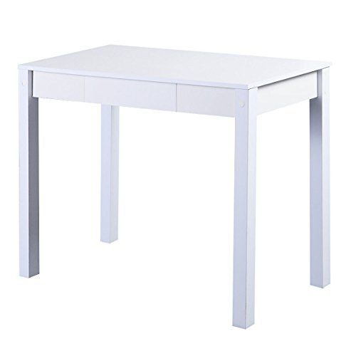 Amazon.com: South Shore Crea Collection Craft Table, White: Kitchen U0026 Dining
