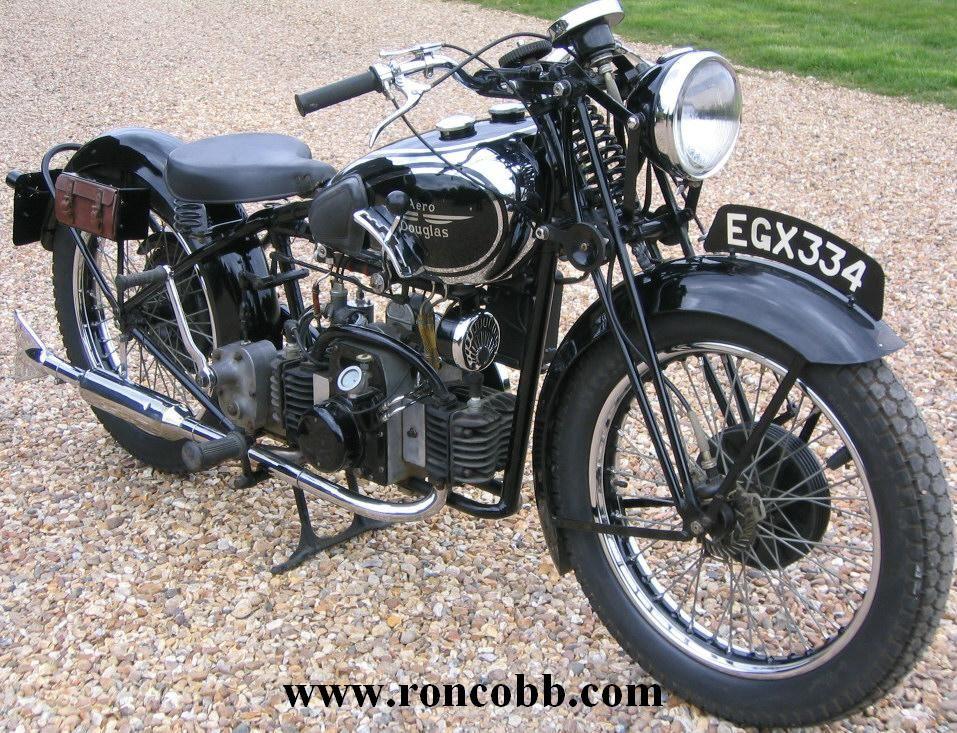 Douglas Aero Motorcycle For Sale Classic Motorcycles Motorcycle Vintage Bikes