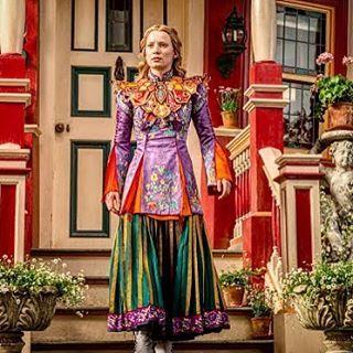 Alice S Mandarin Costume Alice Through The Looking Glass Con