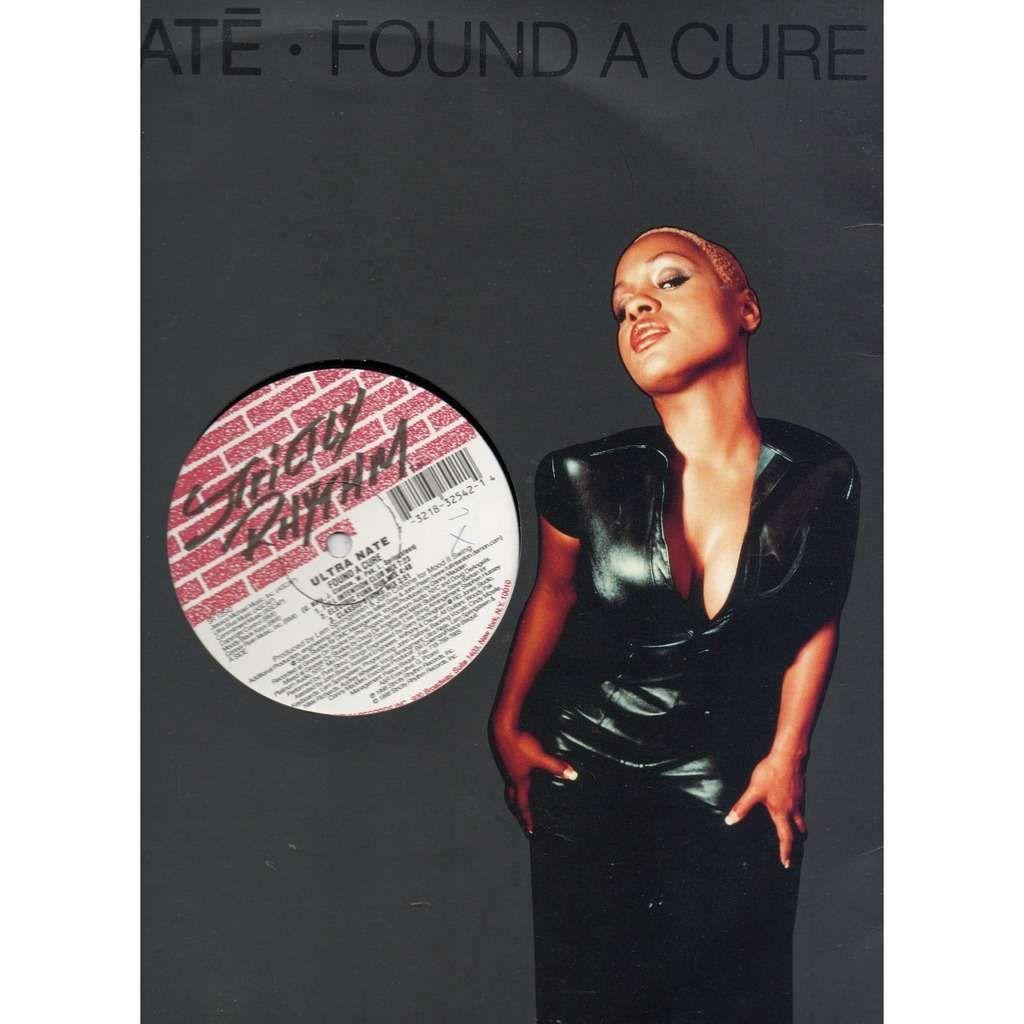 Ultra Naté – Found a Cure (single cover art)