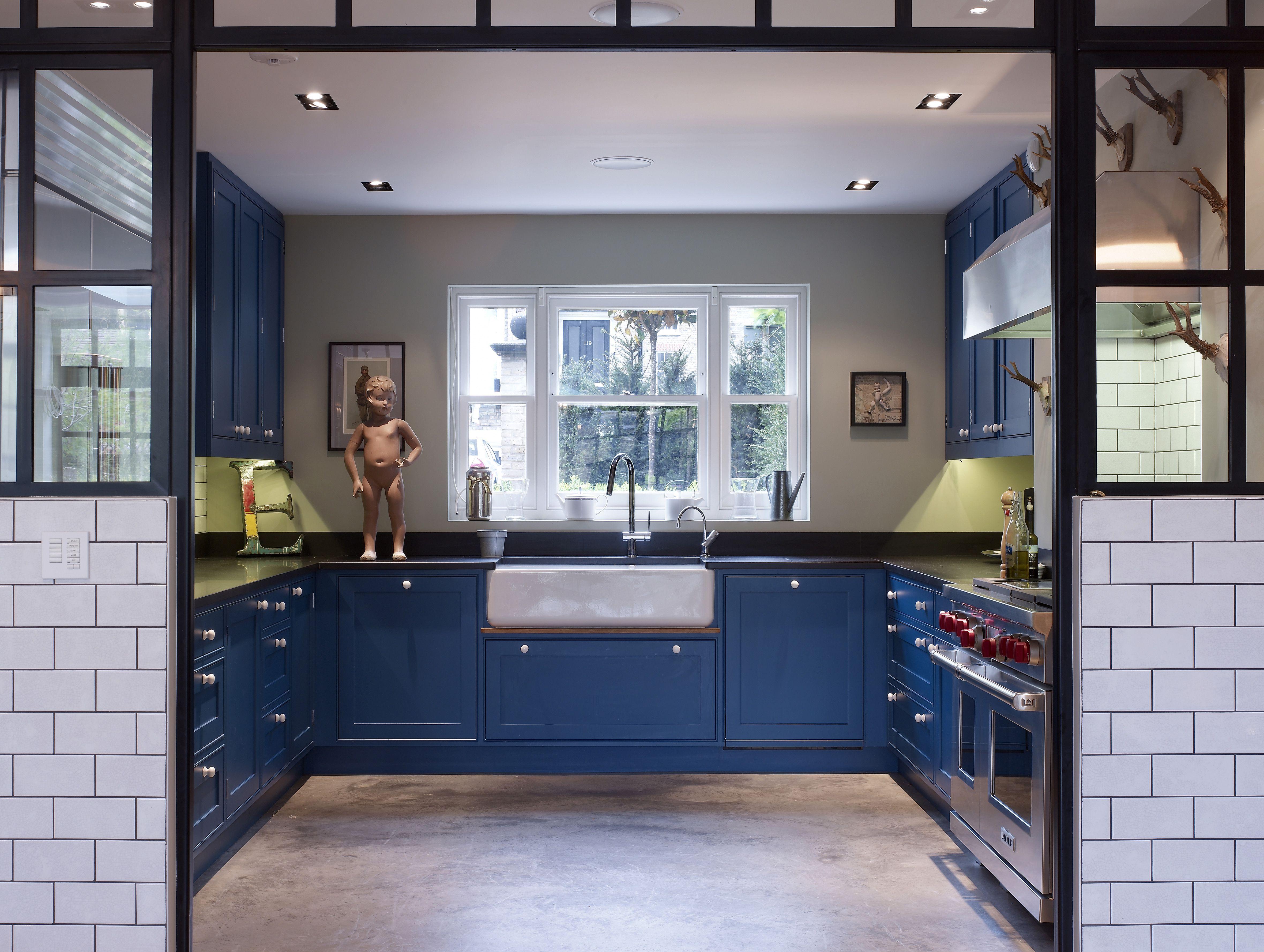 Kitchen Ideas Ealing.House Ealing Home Interior Design Kitchen Design By Stiff And