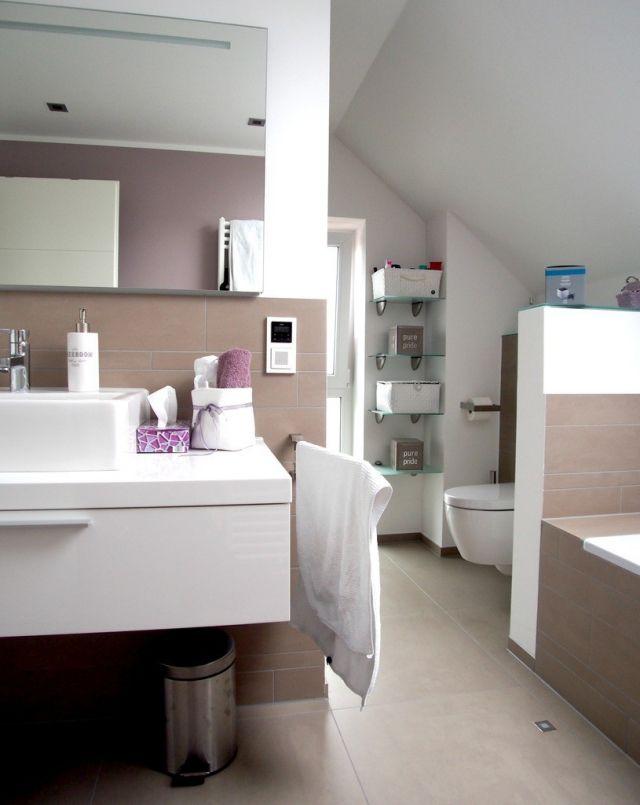 42 Ideen für kleine Bäder und Badezimmer Bilder Badezimmer - badezimmer ideen für kleine bäder