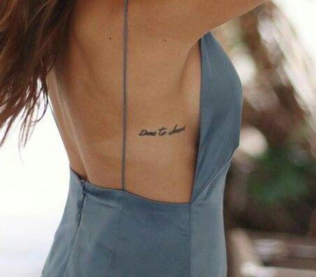 Photo of Dare to dream – Tattoos✨