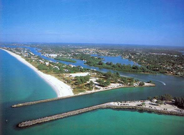My Very Favorite Place On Earth North Jetty Beach Nokomis Florida