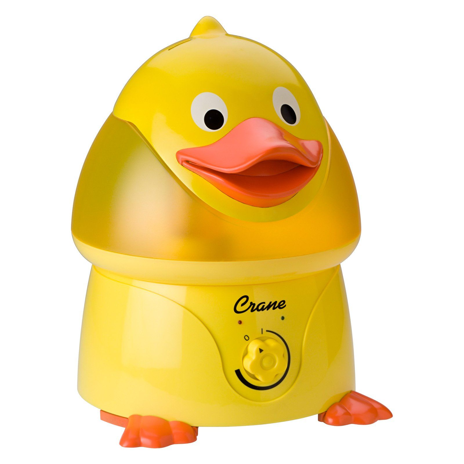 Crane Adorable Duck Ultrasonic Cool Mist Humidifier 1gal