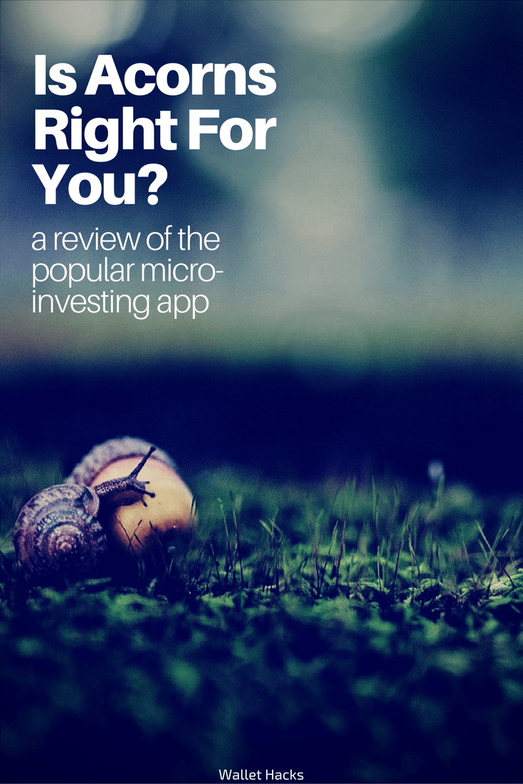 Acorns App Review Building Your Investment Portfolio from