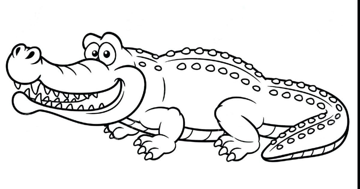 Paling Keren 30 Gambar Binatang Kartun Untuk Mewarnai 63 Gambar Kartun Binatang Buaya Terbaru Gambar Kantun Download 200 G Kartun Sketsa Hewan Gambar Kartun