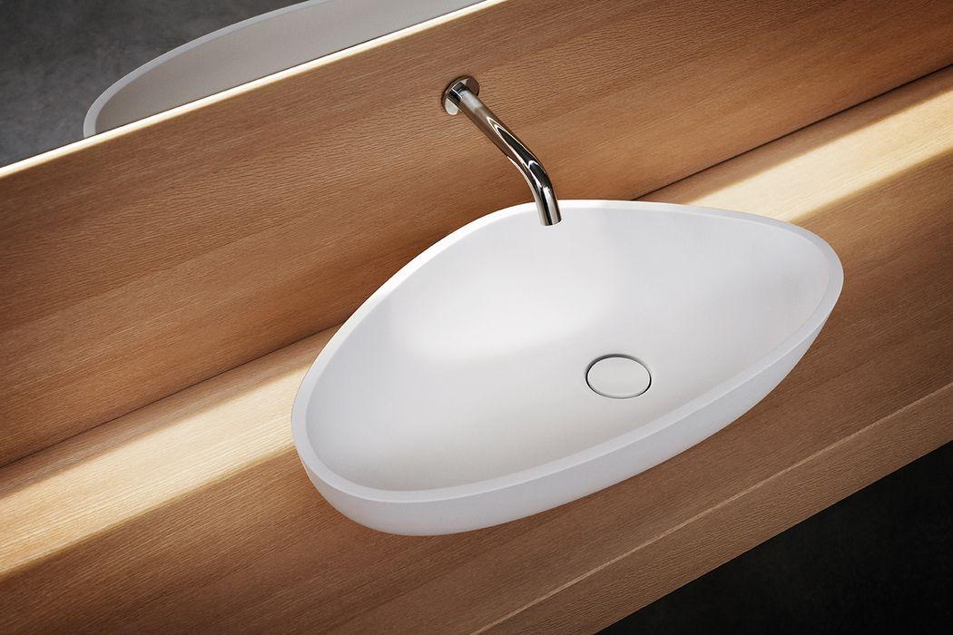 agape products washbasins drop a bathroom and. Black Bedroom Furniture Sets. Home Design Ideas
