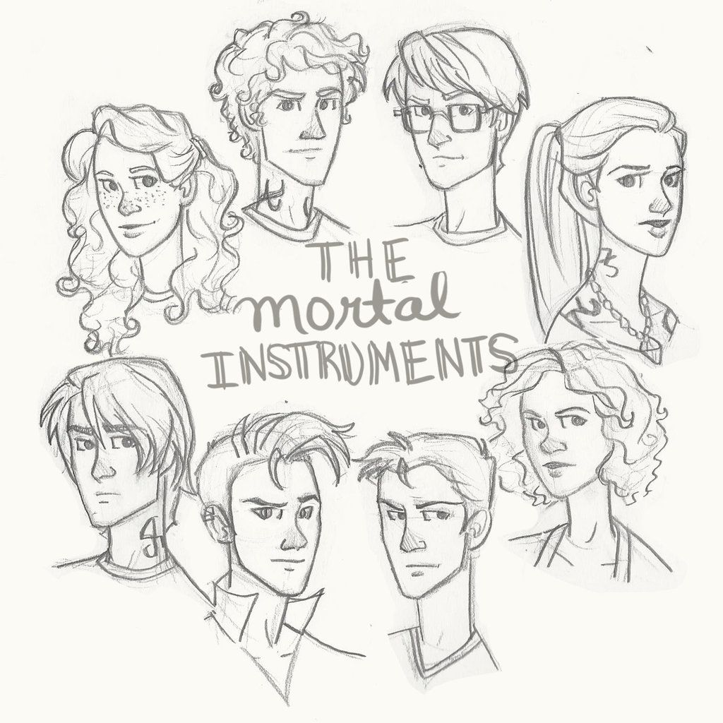 TMI Characters by emmilinne.deviantart.com on @deviantART