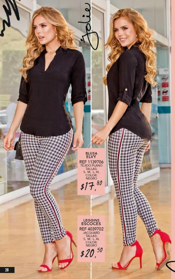 Modelos De Blusa Pantalones De Moda Ropa De Moda Pantalones De Vestir Mujer