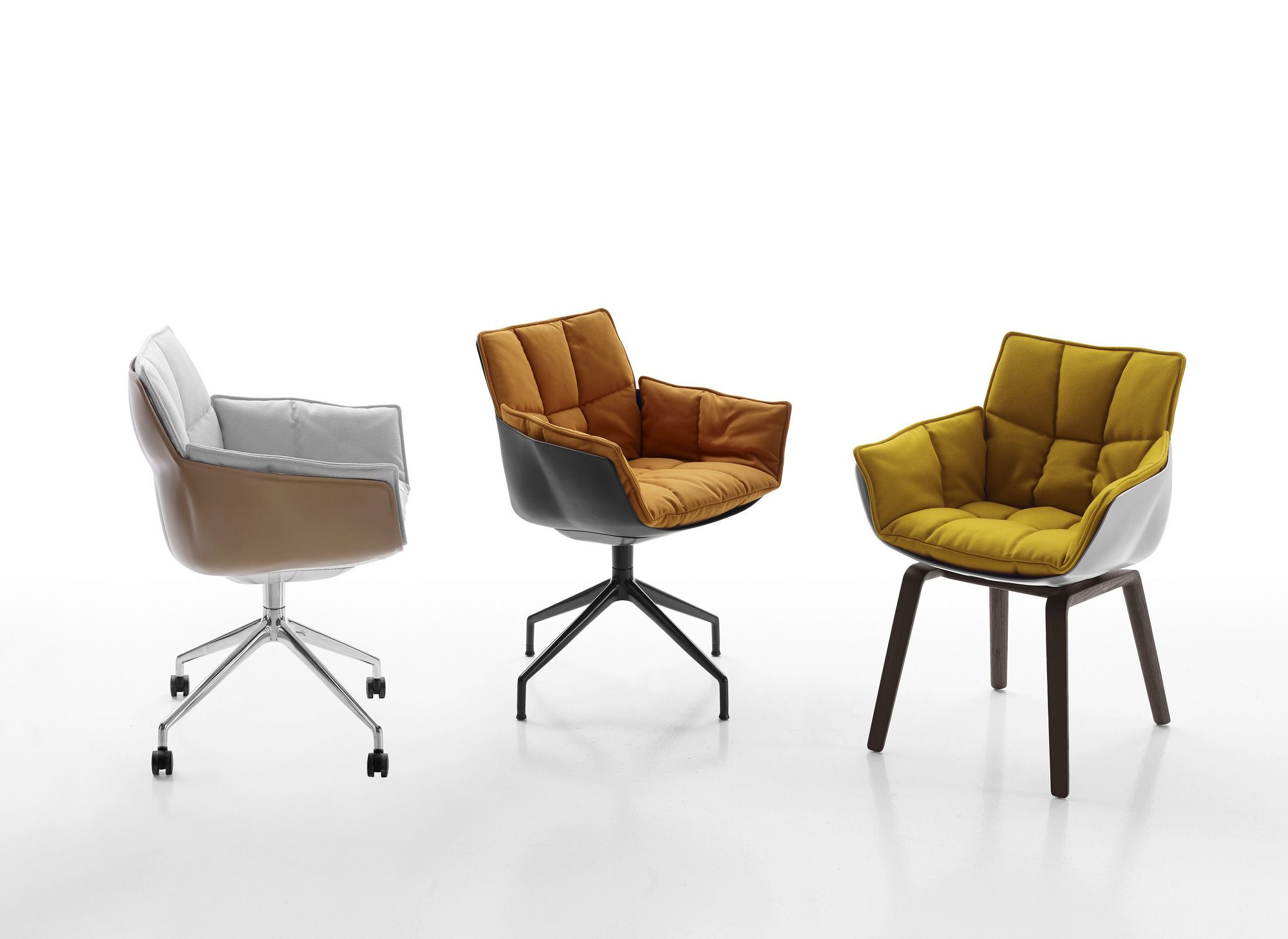 Download the catalogue and request prices of husk chair for Canape urquiola