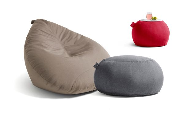 Discover Lujo S Range Of Bean Bags To Make Small E Living A Breeze