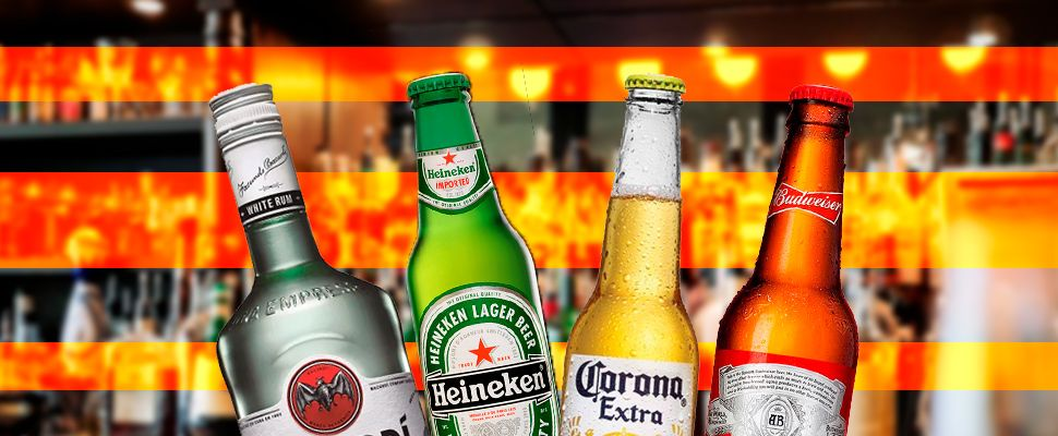 Estas Son Las Marcas De Bebidas Alcoholicas Mas Valiosas De