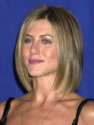Jennifer Aniston Bob Haircut Hair Pinterest Bob Frisur