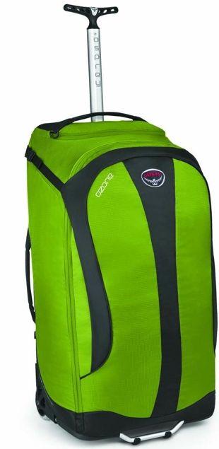 Osprey Ozone Best Lightweight Wheeled CarryOn Vacation Much