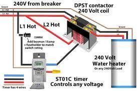 Contactor Timer بحث Google Esquemas Electricos Esquemas Electrica