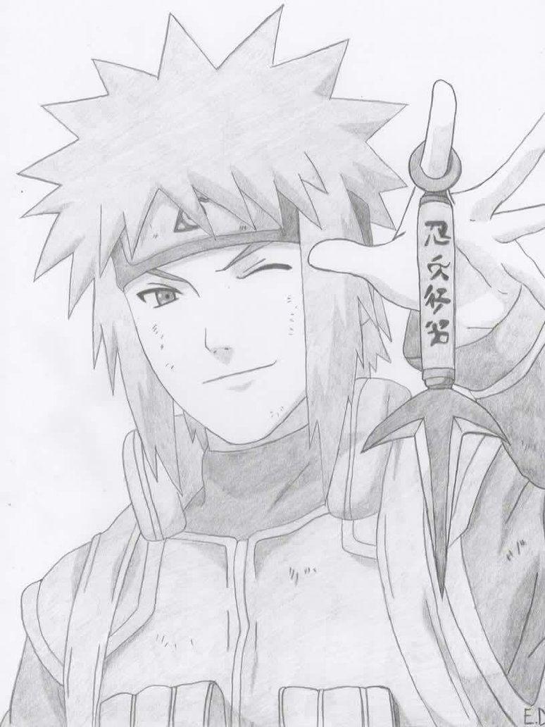 Minato Namikaze | Namikaze Minato | Pinterest | Naruto and ...