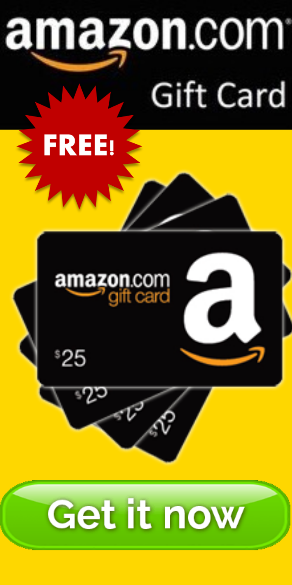 Get Free Amazon Gift Cards Fast Amazon Gift Card Free Amazon Gift Cards Free Amazon Products