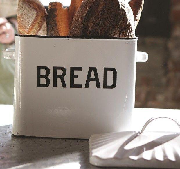 Esmalte Bread Box |  Metal Bread Box |  Bread Box |  Pão Boxes |  Esmalte Bread Bin |  pão Bins