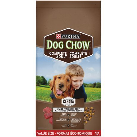Purina Dog Chow Dog Food With Real Beef 17 0kg Products In 2019