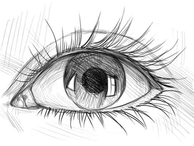 Pin by Natalie Ballard on Art | Eye drawing, Drawing for ...