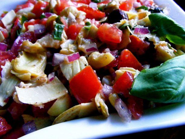 Artichoke Olive Salsa Recipe - Food.com