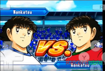 download game android ppsspp captain tsubasa