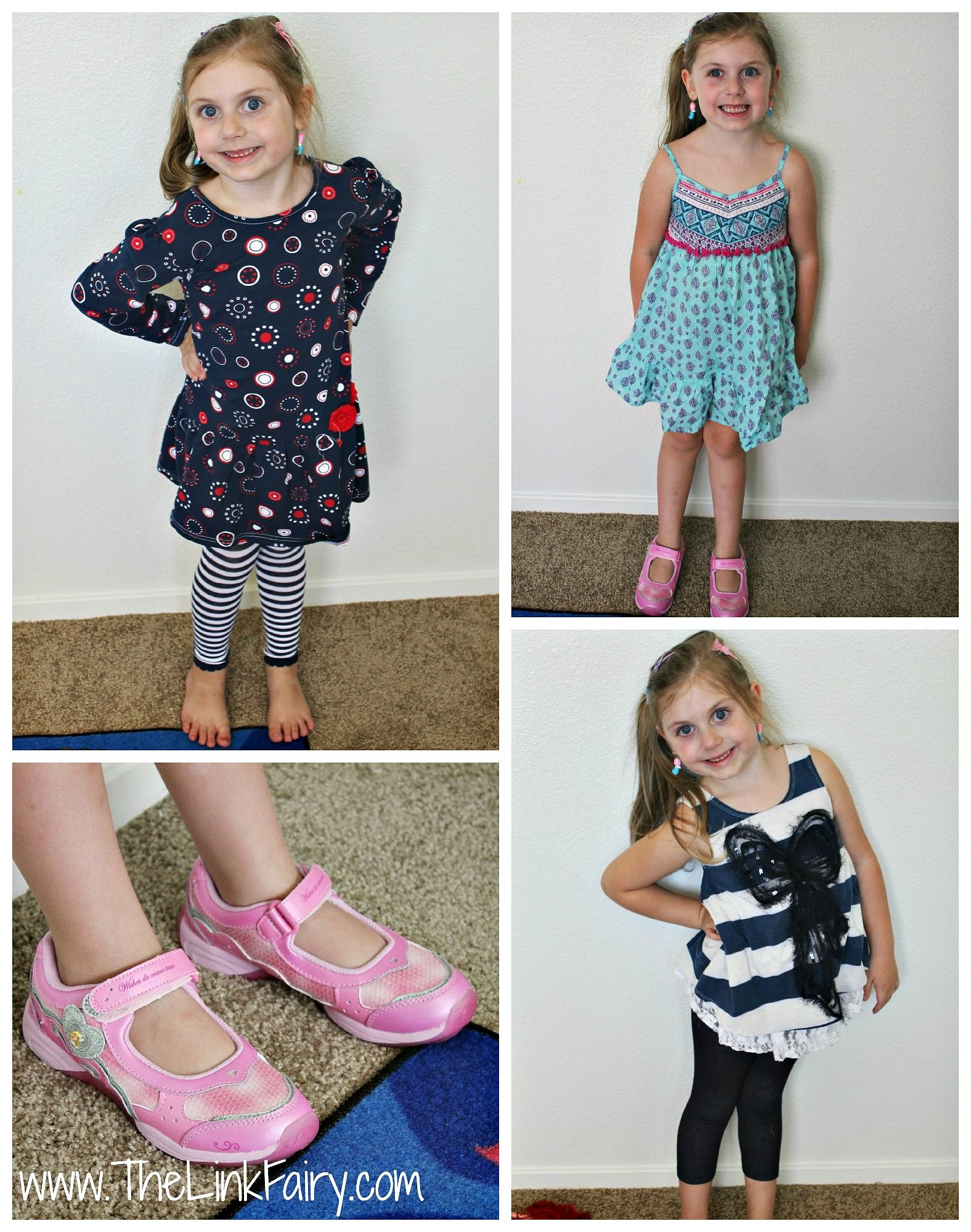 My kids are loving their new clothes from Zappos.com and I love the convenience of shopping big brands from home! #MC #ZapposStyle #Sponsored