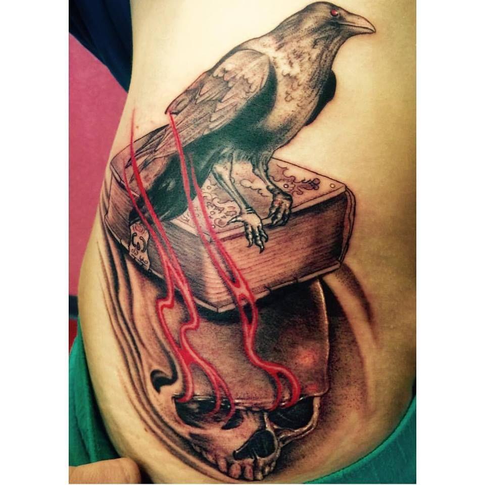 realism tattoo artist denver