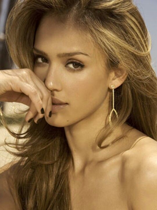 Wow Jessica Alba Makeup Just For Women Pinterest Actresses
